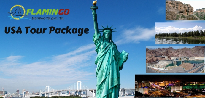 USA tour package